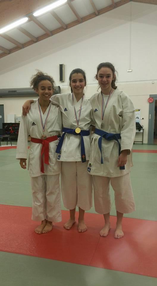 club karate firminy